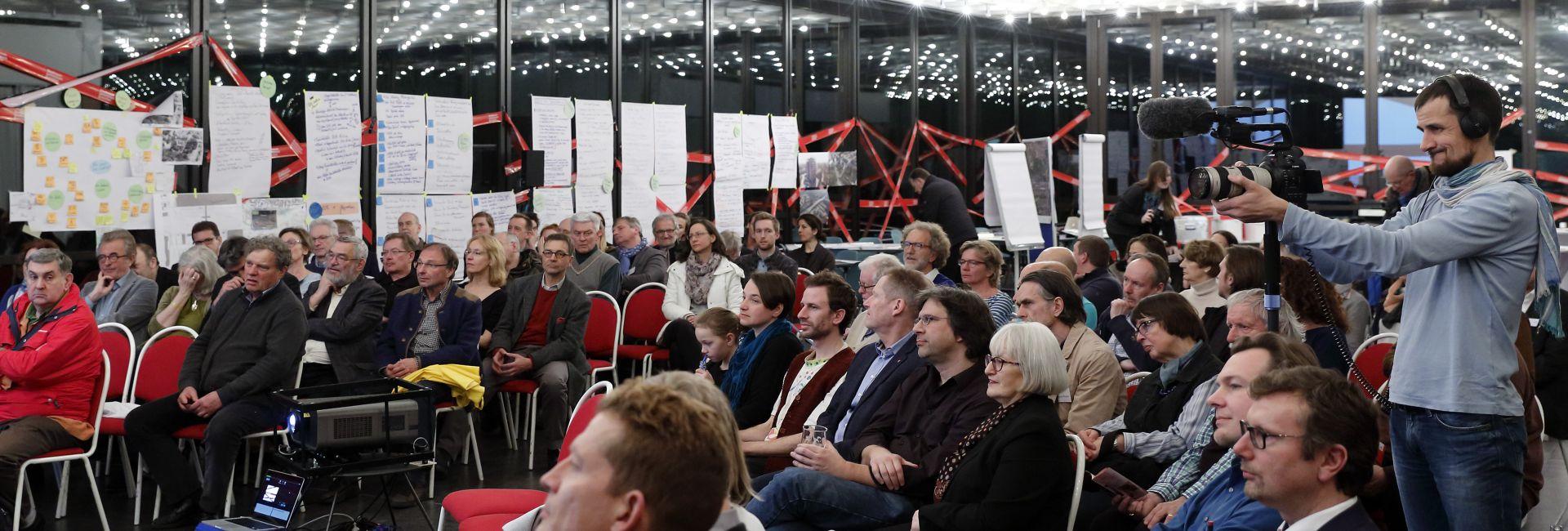 Bürgerbeteiligung im Gange; Foto: Stadt Regensburg